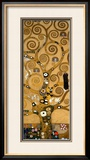 The Tree of Life, Stoclet Frieze, c.1909 Framed Giclee Print by Gustav Klimt