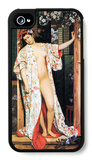 A Woman in Japan Bath iPhone 4/4S Case by James Tissot