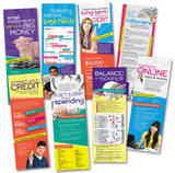 It's Your Money (Eight posters included) Laminated Educational Poster Set - Posterler