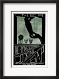 The Flying Scotsman's Cocktail Bar Poster