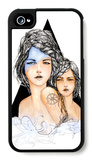 Aqua iPhone 4/4S Case by Charmaine Olivia