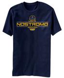 Alien - Nostromo Logo T-Shirt