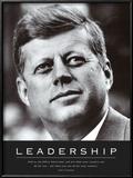 Liderazgo: JFK Lámina