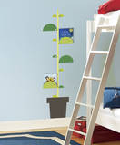 Book Nook & One Décor Peel and Stick Metric Growth Chart Wall Decals Wall Decal