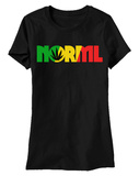 Juniors: NORML Rasta T-shirts