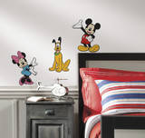 Mickey & Friends Foam Characters Wall Decal