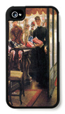 The Seller iPhone 4/4S Case by James Tissot