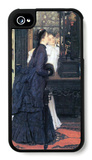 Young Women with Japanese Goods iPhone 4/4S Case by James Tissot