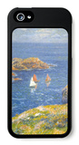 Calm Seas iPhone 5 Case by Henry Moret