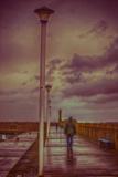 The Lonely Man Photographic Print by Katarzyna Kuban