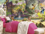 Disney Fairies Pixie Hollow Mural Wall Mural