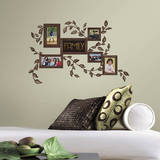 Family Frames Peel and Stick Wall Decals Wall Decal