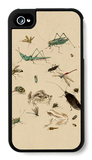 Insects and Toads iPhone 4/4S Case