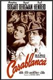 Casablanca, collage van zestal filmbeelden, 1942 Affiches