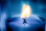 The Candle Burns Photographic Print by Katarzyna Kuban