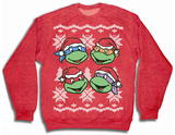 Teenage Mutant Ninja Turtles - Christmas Sweater Shirt