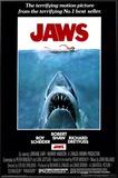 Der weiße Hai, Englisch Poster