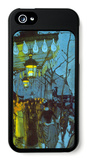 Avenue De Clichy iPhone 5 Case by Louis Anquetin