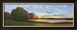 Lakeside Sunrise Prints by Julie Peterson