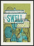 The Swell Season - Lamps Poster by  Methane Studios