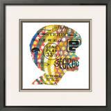 Famous Stereo Art by  Print Mafia