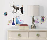 Frozen Peel and Stick Wall Decals Autocollant mural