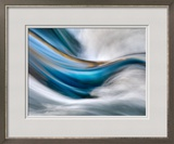 So Gentle, So Furious Framed Giclee Print by Ursula Abresch