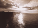 Green Light Collection - The Cliff of Moher Ireland - Fotografik Baskı