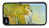 Cliffs iPhone 4/4S Case by Claude Monet