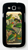 Tropical Birds IV Galaxy S III Case by  Cassel