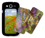 Floral Still Life Galaxy S III Case Set by Paul von Szinyei-Merse