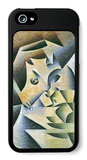 Portrait of the Mother of the Artist iPhone 5 Case by Juan Gris