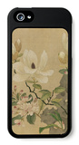 Magnolia and Butterfly iPhone 5 Case
