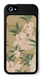 Cherry Blossoms and Dragonfly iPhone 5 Case