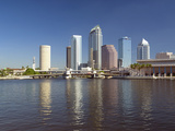 Buildings at the Waterfront, Tampa, Hillsborough County, Florida, USA Photographic Print by Green Light Collection