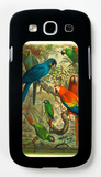 Tropical Birds III Galaxy S III Case by  Cassel