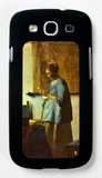 The Letter Reader Galaxy S III Case by Jan Vermeer
