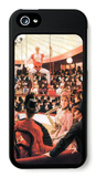 The Sporting Women iPhone 5 Case by James Tissot