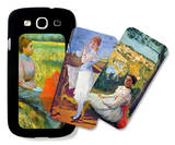 Women Galaxy S III Case Set by Frederic Bazille