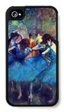 Dancers 1 iPhone 4/4S Case by Edgar Degas