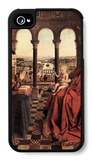 Madonna and Chancellor Nicholas Rolin iPhone 4/4S Case