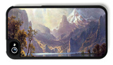 Lake Tahoe iPhone 4/4S Case by Albert Bierstadt