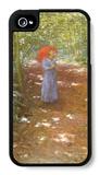 Walking in the Park iPhone 4/4S Case by Antonin Slavicek
