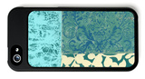 Nature's Montage VIII iPhone 5 Case by Nancy Slocum
