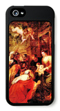 Adoration of the Magi iPhone 5 Case by Peter Paul Rubens
