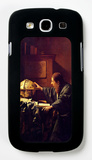 The Astronomer Galaxy S III Case by Jan Vermeer