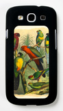Tropical Birds II Galaxy S III Case by  Cassel