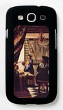 The Allegory of Painting Galaxy S III Case by Jan Vermeer
