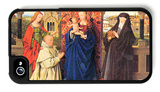 The Madonna with the Carthusians iPhone 4/4S Case