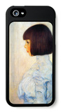 Helene Klimt Portrait iPhone 5 Case by Gustav Klimt